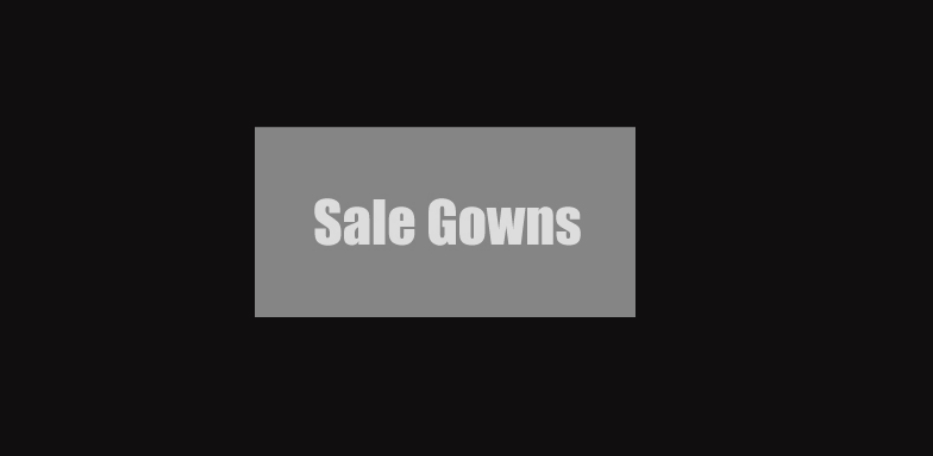 Sale Gowns