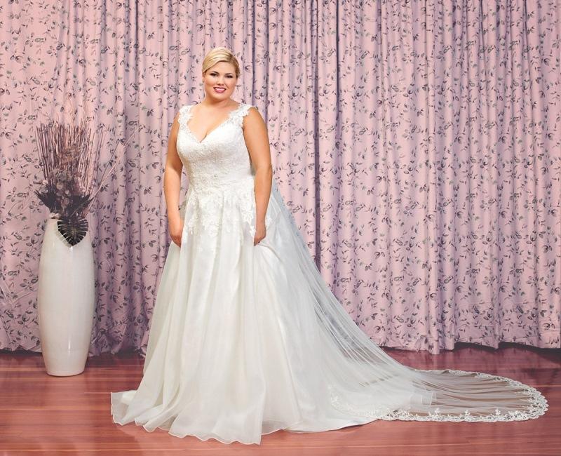 Essence of Australia Wedding Dresses Plus Size_Plus Size ...