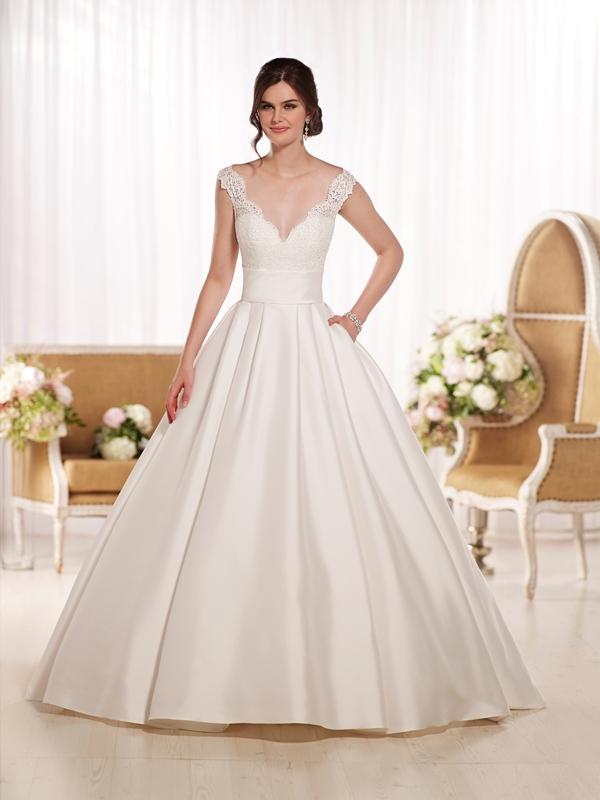 Essense of Australia wedding dresses D1790