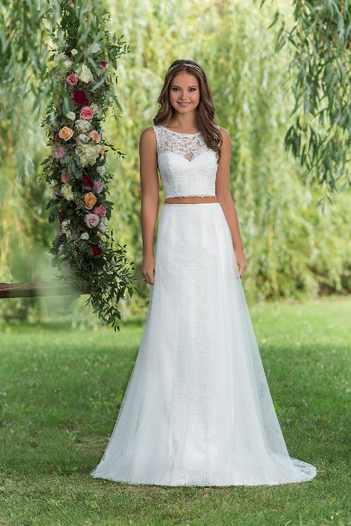 6140 Sweetheart bridal Size: 8 Primary Photo