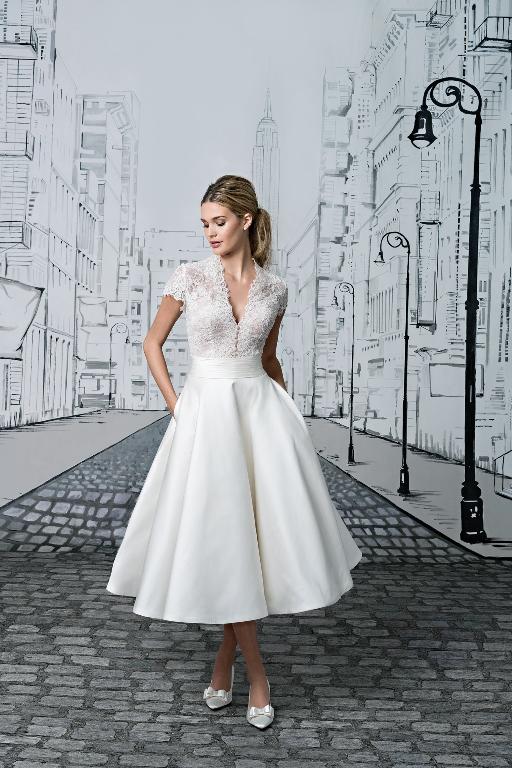 Justin Alexander Wedding Gowns and Wedding Dresses