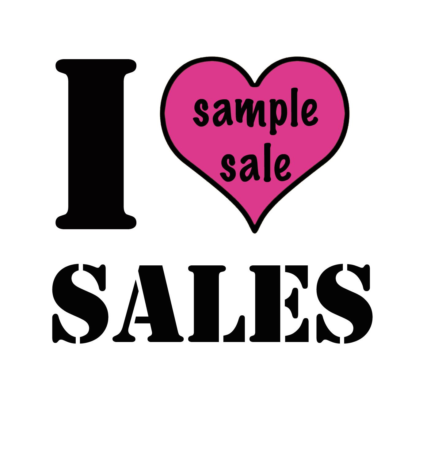 Anniversary Sample Sale
