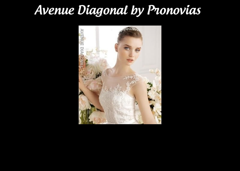 Avenue Diagonal by Pronovias