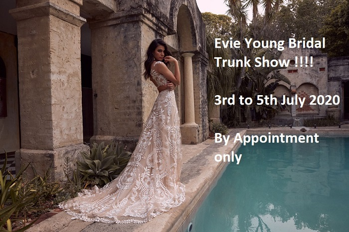 Evie Young Trunk Showing