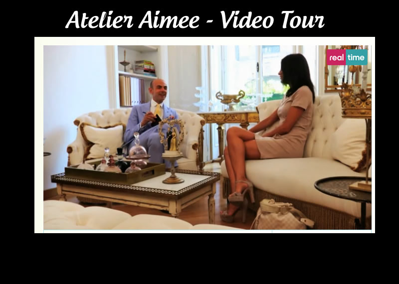 Italian Wedding Planner at Atelier Aimee Boutique in Milan