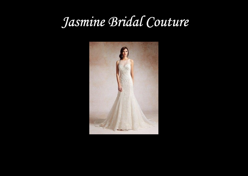 Jasmine Bridal Couture