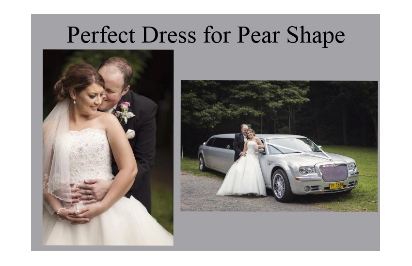 Perfect Dress for Pear Shape